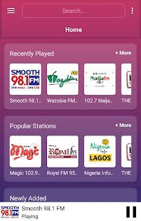 A2Z Nigeria FM Radio