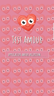 test Coeur Amour - náhled