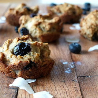 AIP Blueberry Muffins