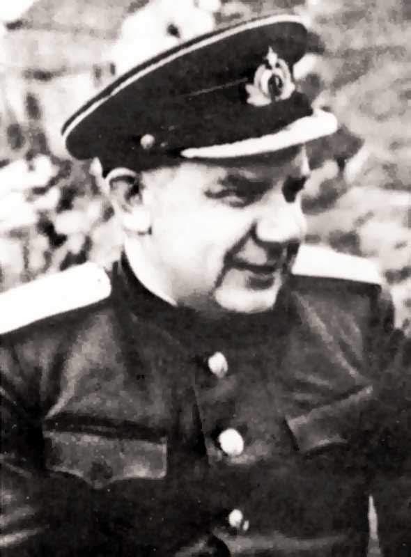 Скорохватов Б.И. - командир 64 осбр до 3(5).12.41