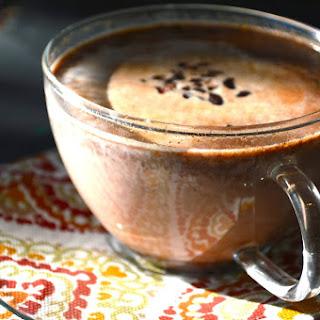 Spanish Hot Chocolate.