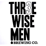 Logo for Thr3e Wise Men Brewing Company