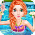 Pool Party For Girls - Miss Pool Party Election APK