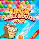 Bubble Shooter - Jurassic Arcade Game
