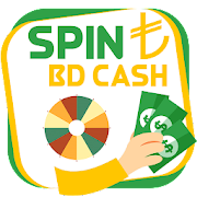 Spin BD Cash-Tap spin and get coins