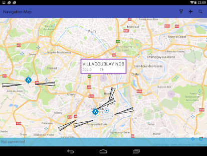 FS Navigation Map- screenshot thumbnail