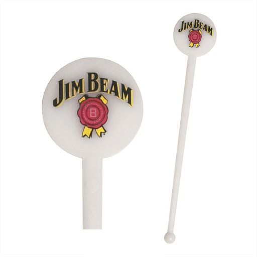 Printed Cocktail Drinks Stirrer