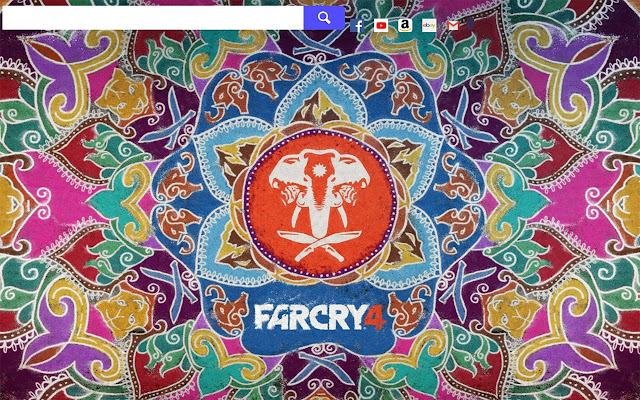 Far Cry 4 Game Hd Wallpapers New Tab