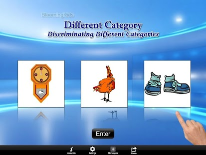 Discrim Diff Categories Lite- screenshot thumbnail