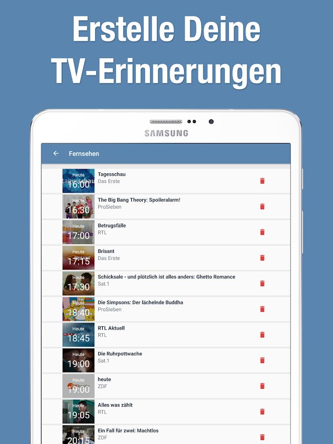 Fernsehen Auf Android