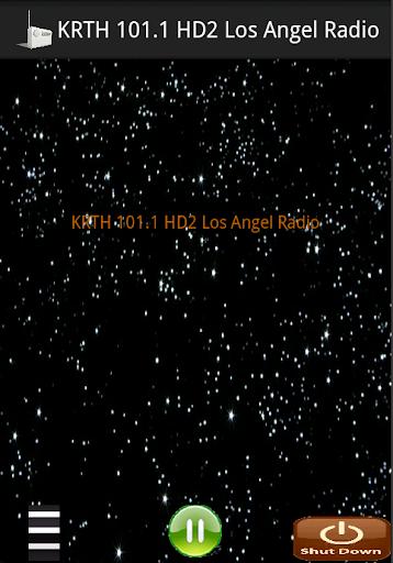KRTH 101.1 HD2 Los Angel Radio