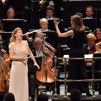 In review: Hannigan & Gražinytė-Tyla at the BBC Proms
