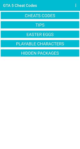 Foto do GTA 5 Cheat Codes