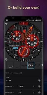 WatchMaker Watch Face Premium APK 3