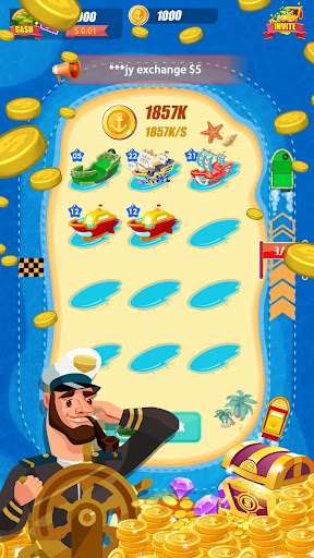 Merge Boat: Ocean Game 1.0.3 screenshots 1