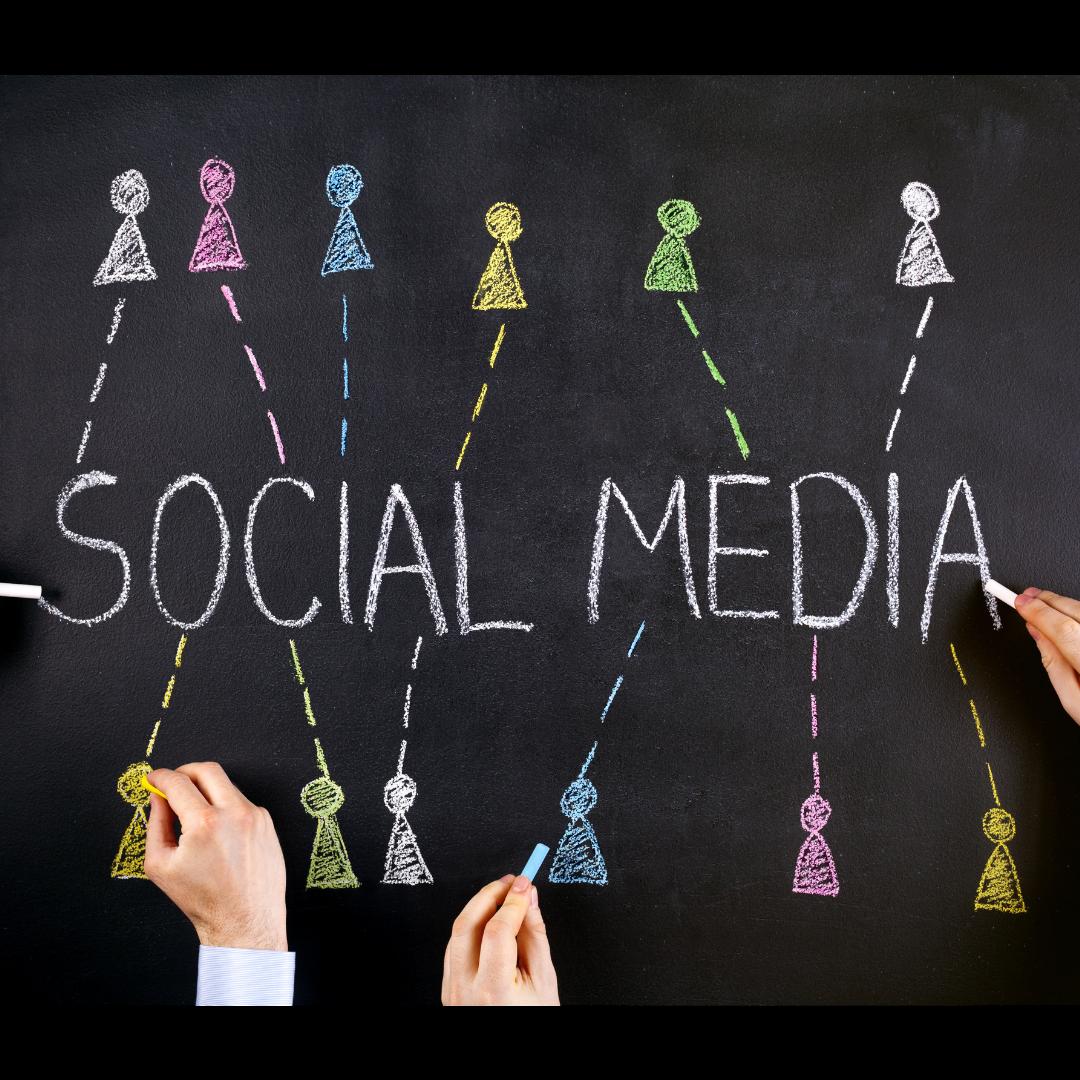 Social media. Social media marketing strategy