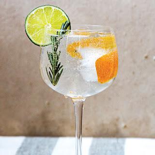 Hierba Gin and Tonic