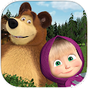 Masha and the Bear. Lernspiele icon