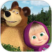 Download Masha and the Bear. Educational Games Free