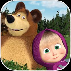 Masha and the Bear. Educational Games