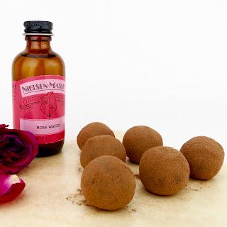 Divine Paleo Rose Truffles, Just 5 Ingredients Recipe