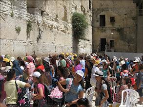 Photo: Иерусалим Стена плача. Женское отделение. Где женщины - там давка.
