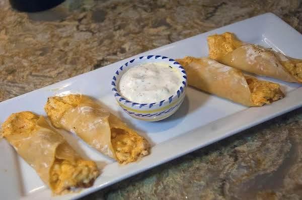 Easy Peasy Appetizer – Buffalo Chicken Bites Recipe