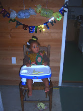 Photo: happy birthday, Laxmi-goddess at One Year Old!