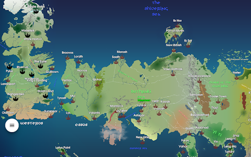 Map for Game of Thrones- screenshot thumbnail