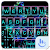 Neon Butterfly Keyboard Theme file APK for Gaming PC/PS3/PS4 Smart TV