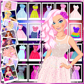 👗Dolls Fashion Make Up & Dress Up Games