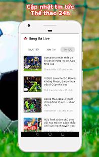 Bóng Đá Live - Bóng Đá TV - Xem bóng đá trực tiếp for PC-Windows 7,8,10 and Mac apk screenshot 4