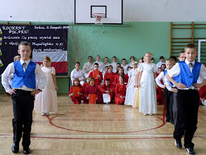 """Photo: Tańczy zespół """"WESOŁA GROMADKA"""""""