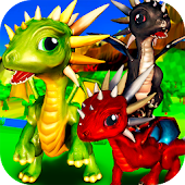 Dragon Family Simulator