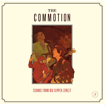 LP - Commotion - Sounds From big dipper street + CD