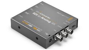Mini Converter - SDI to Analog 4K