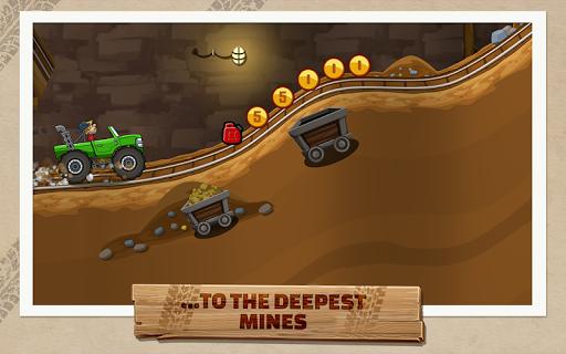 Hill Climb Racing 2  screenshots 9