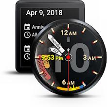 Agenda12h Watch Face Download on Windows