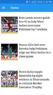 Live Cricket Streaming - náhled