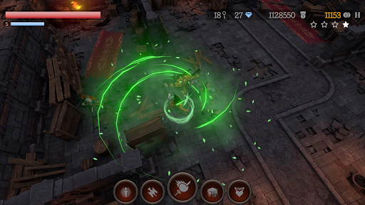 Code Triche Dungeon Mania apk mod screenshots 4
