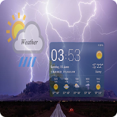 Live Weather Daily Forecast Update Widgets