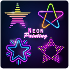 Neon Painting icon
