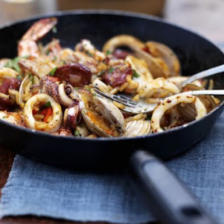 Spanish Seafood Rice Recipes