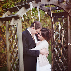 Wedding photographer Tatyana Pavlova (PavlovaTanya). Photo of 28.10.2012