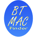Bluetooth Address Finder icon