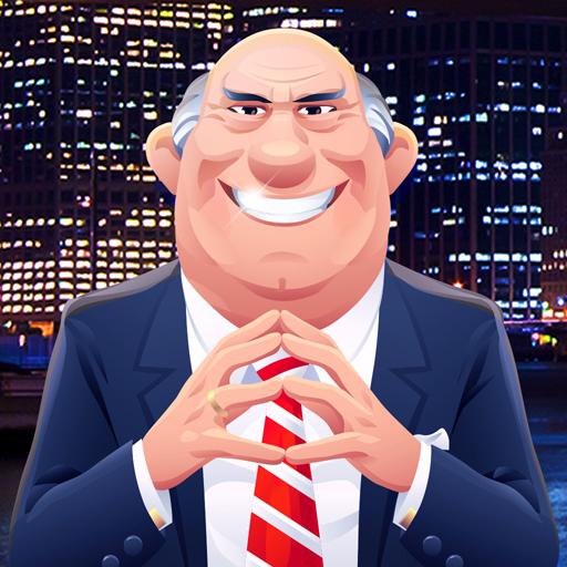 棋类游戏の不動産資本主義と億万長者マネーゲーム (Landlord) LOGO-記事Game