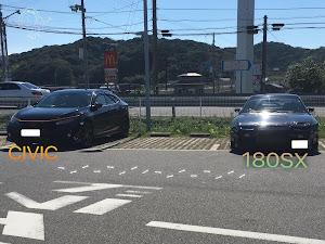 シビック FK7 2018のカスタム事例画像 淡路人さんの2018年09月19日01:53の投稿