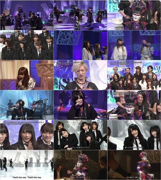 (TV-Music)(1080i+720p) 欅坂46 – Music Fair 171111