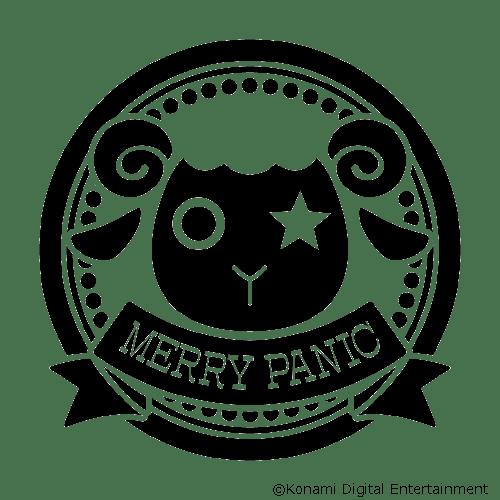 【画像】メリーパニック ロゴ