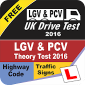 Free LGV & PCV Theory Test UK